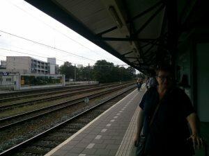 002 station Apeldoorn
