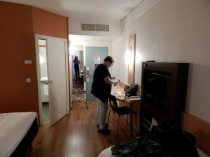 010 hotelkamer