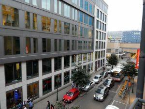 014 uitzicht vanaf de hotelkamer