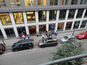 015 uitzicht vanaf de hotelkamer