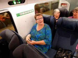 036 in de Eurostar