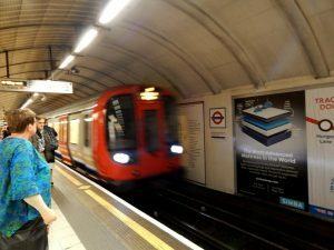 043 naar station Marylebone