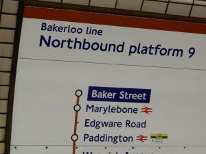 045 overstappen op Baker Street