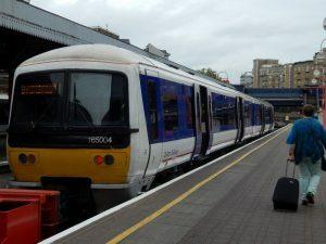 049 trein naar Aylesbury