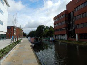 120 Waterside canal