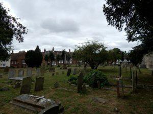 160 St. Mary's Churchyard
