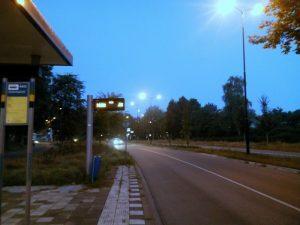 160912 378 bushalte 06.40 uur