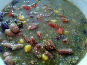 160915 408 Mexicaanse soep