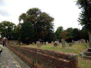 165 St. Mary's Churchyard