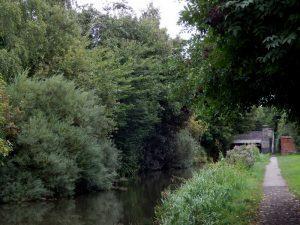 190 Waterside canal