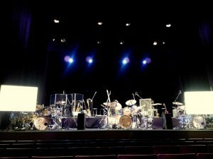 203 King Crimson stage