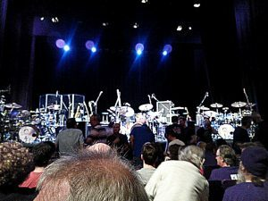 204 King Crimson stage