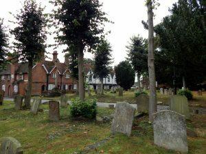 239 St. Mary's Churchyard