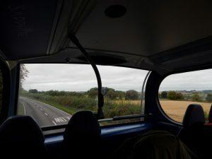 299 op weg van Aylesbury naar Oxford