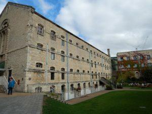 319 Oxford Castle