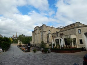 321 Oxford Castle