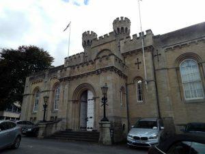 323 Oxford Castle