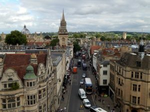 338 view from Carfax Tower - High Street