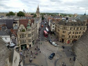 343 view from Carfax Tower - High Street