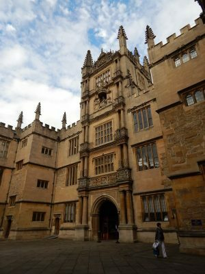 387 Bodleian Library