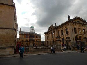 398 Bodleian Library & Sheldonian Theatre