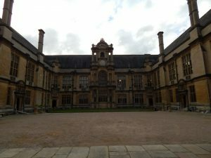411 Oxford University Examination Schools