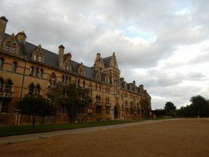 426 Broad Walk & Christ Church College
