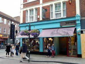 443 George Street - Jamie's