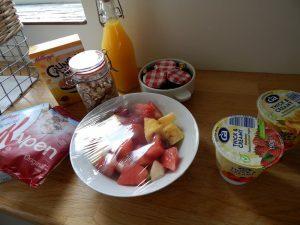460 ontbijt bezorgd