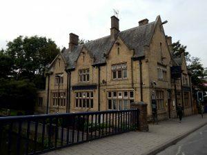 464 The Oxford Retreat - gesloten