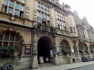 484 Oxford Town Hall