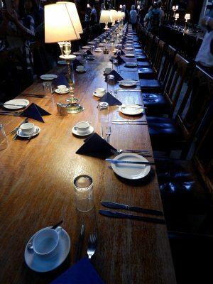 559 Christ Church College - Dining Hall