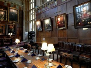 563 Christ Church College - Dining Hall