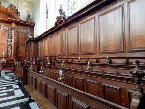 633 Trinity College Chapel