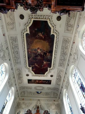 634 Trinity College Chapel