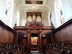 636 Trinity College Chapel