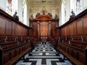 638 Trinity College Chapel