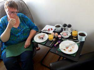 703 ontbijt