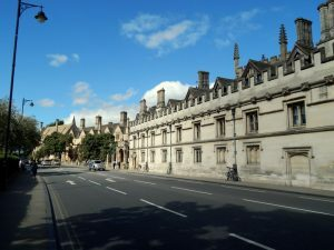 845 High Street - Magdalen College