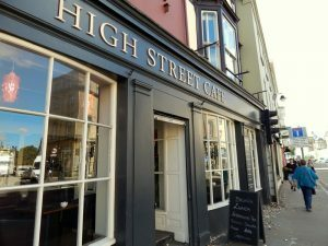 847 High Street Cafe