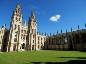858 All Souls College