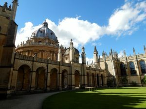 860 All Souls College & Radcliff Camera