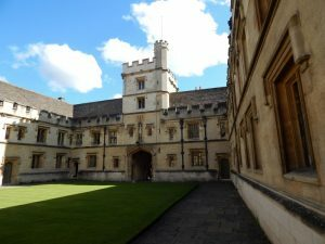 862 All Souls College