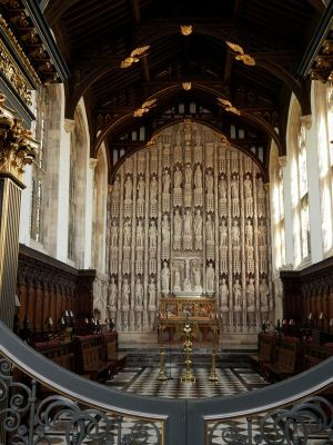 867 All Souls College Chapel