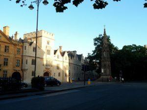 912 St. Giles Street - Balliol College & Martyrs Memorial