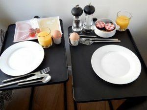 937 ontbijt geserveerd