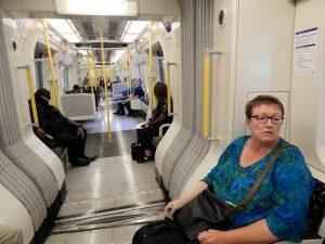 962 underground to St. Pancras