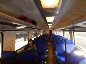 974 trein naar Roosendaal