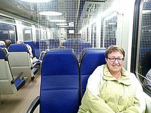 979 in de trein van Roosendaal naar Zutphen