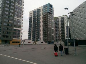 026 Slipersvägen - naar au3 appartement